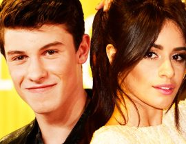Camila Cabello and Shawn Mendes.