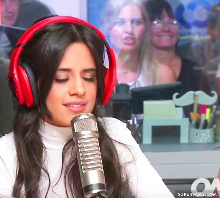 Camila Cabello interview.