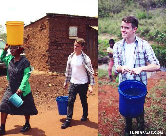 Connor Franta experiences it firsthand.