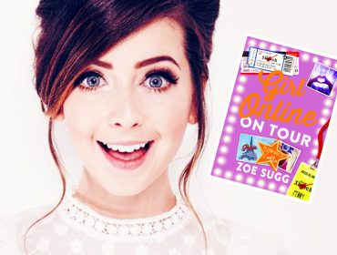 Zoella's new book.