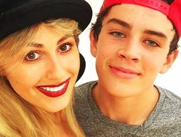 Hayes Grier and Emma Slater will take on Dancing with the Stars.