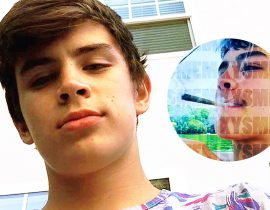 Hayes Grier: Weed smoker?