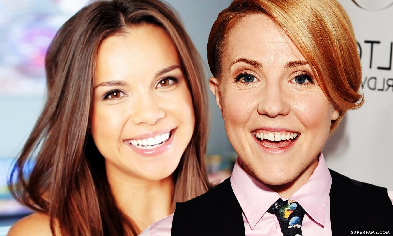 ingrid nilsen and hannah hart relationship