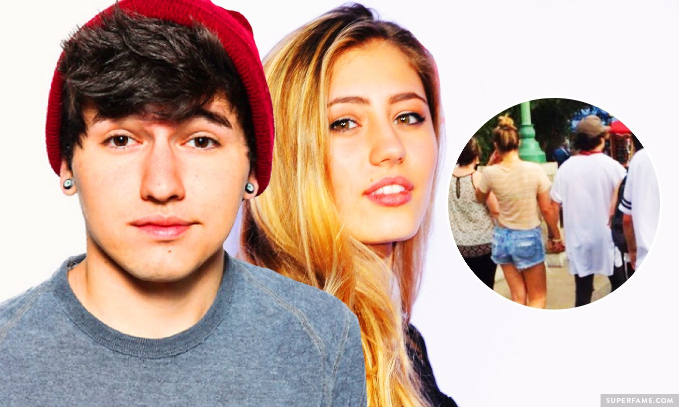 lia johnson and jc caylen dating fans