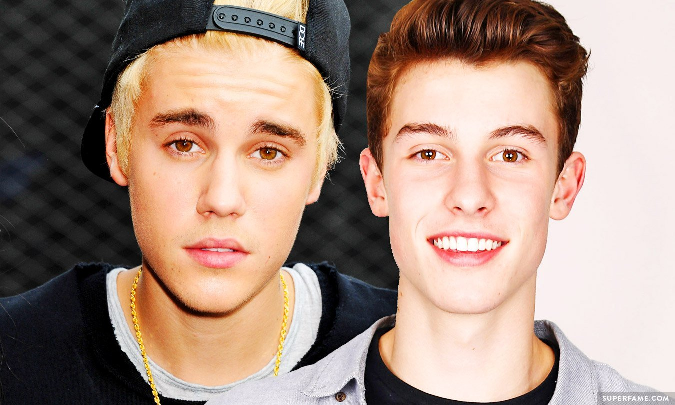 Did Justin Bieber just shade Shawn Mendes?