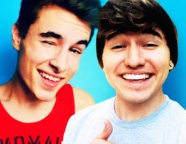 Kian and JC.