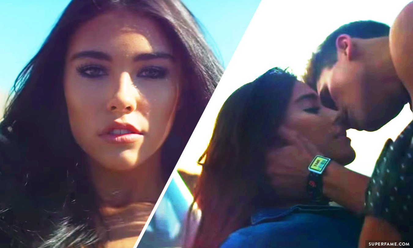 Watch Madison Beer & Jack Gilinsky Make out in Her New Music Video