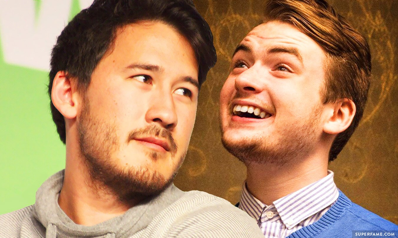 Markiplier and Cyndago's Daniel Kyre.