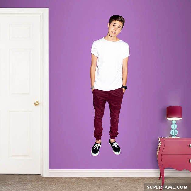 Matt Espinosa, in your bedroom (in spirit).