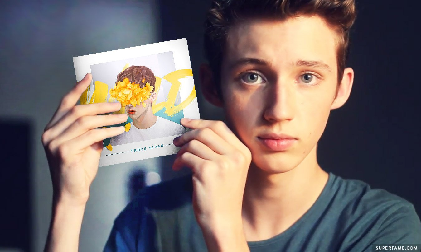 Troye Sivan S U S Sales Predictions For Wild Are In Superfame