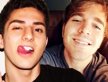 Twaimz and Shane Dawson.