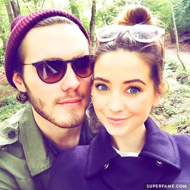 Zoella and Alfie take on the outdoors.