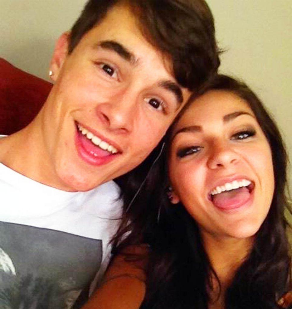 Andrea Russett's boyfriend.