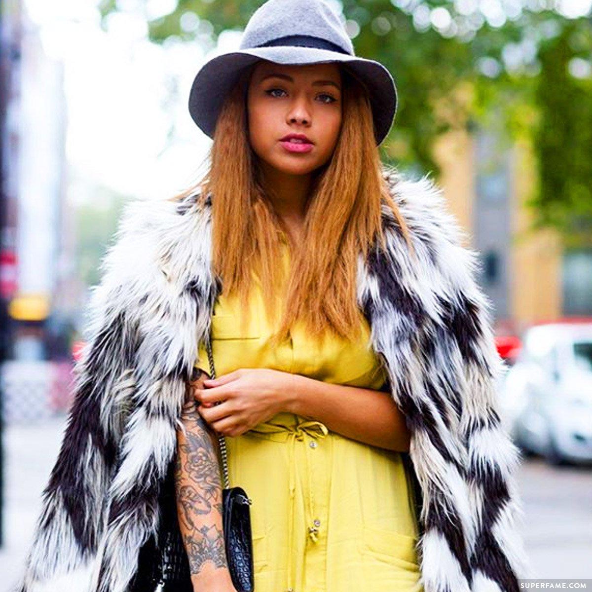Samantha Maria, Beautycrush.