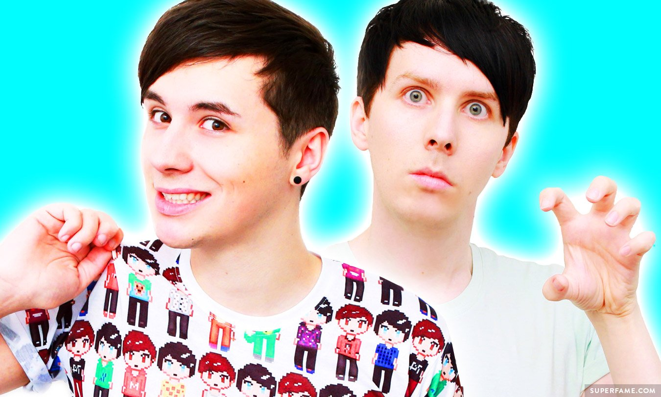 Dan and Phil.