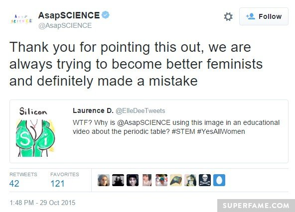 Asapscience apologizes to feminists takes down video superfame feminists urtaz Gallery