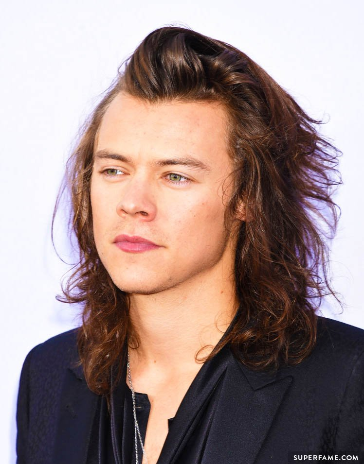 harry styles with hair is nash grier secretly turning into harry styles superfame 1681