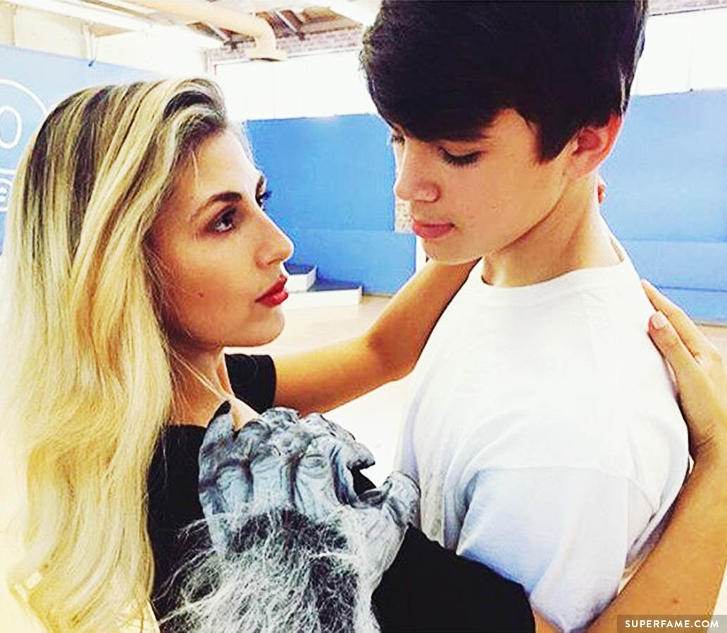 Hayes and Emma.