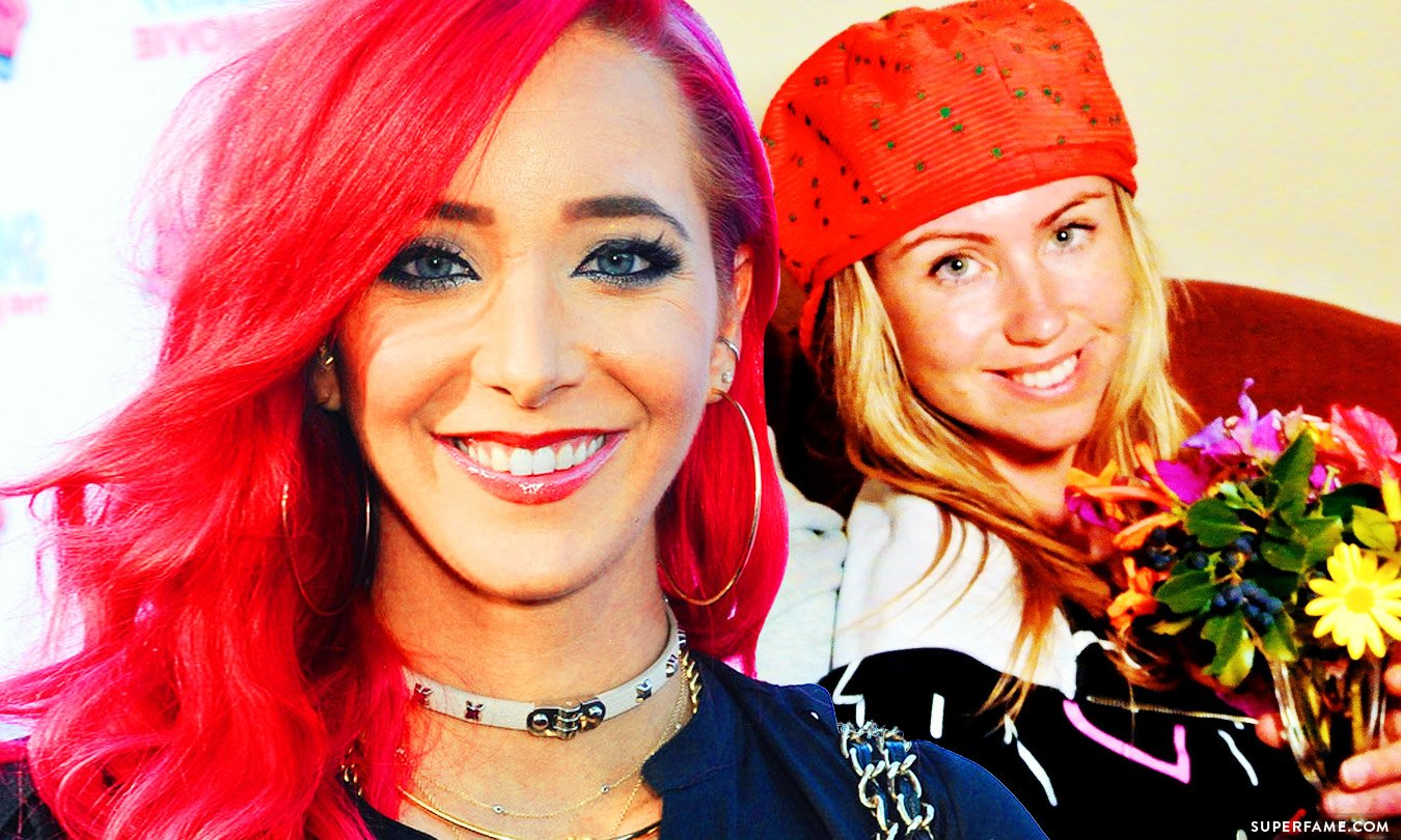 Jenna Marbles And Freelee Have A Lovein