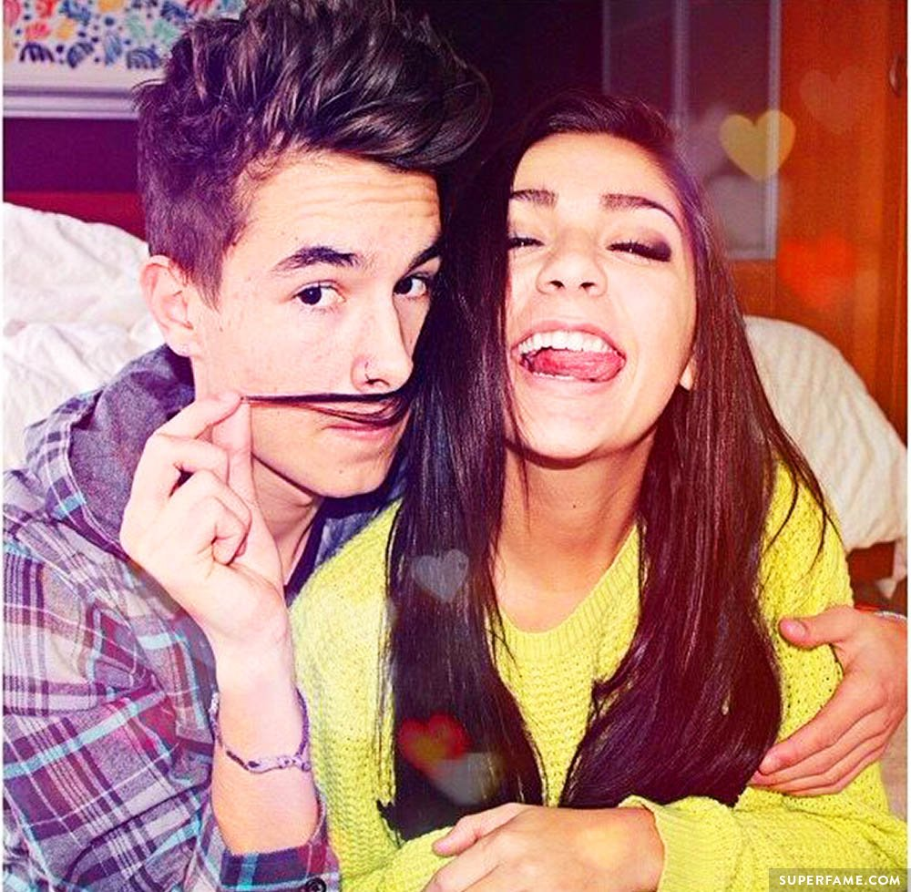 how long have andrea russett and kian lawley been dating I love kiandrea andrea russett and kian lawley come such a long way wow, now kian and jc have come as far as kstop watching them have been watching them.