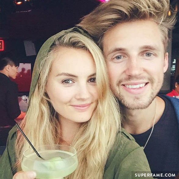 Vegan Niomi Smart with Marcus Butler.