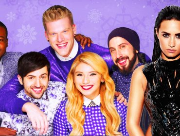 Pentatonix and Demi Lovato.
