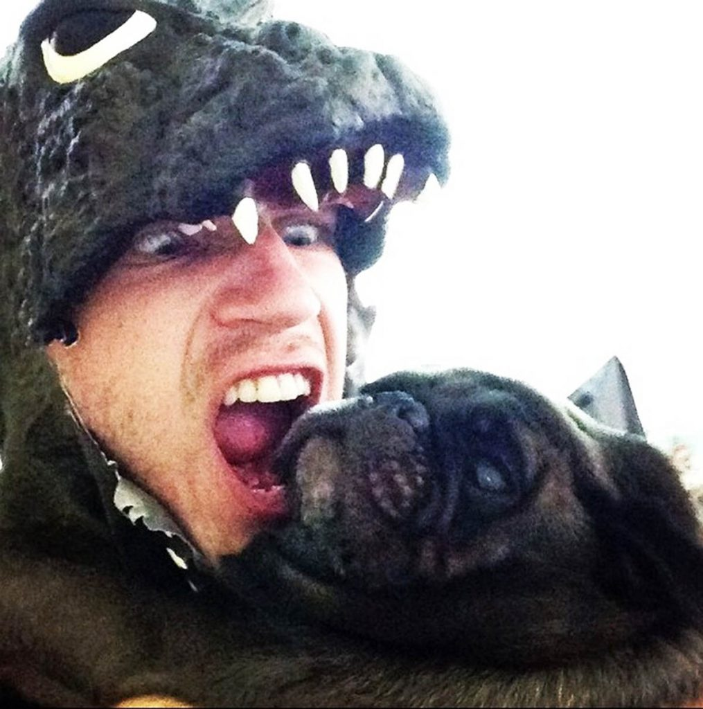 Pewdiepie and Edgar.