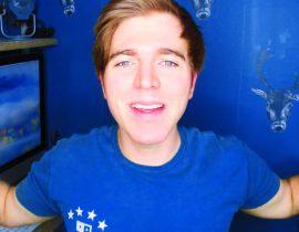 Shane Dawson, the YouTuber.
