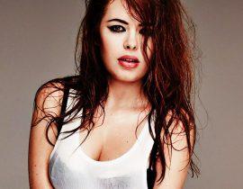 Sexy Tanya Burr.