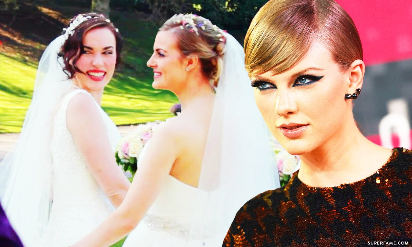 Taylor Swift takes on Rose and Rosie.