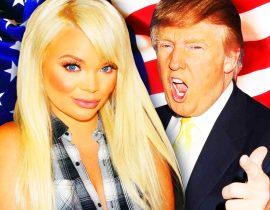 We pit Trisha against The Donald.