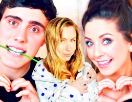 Freelee has some advice for Zalfie, again.