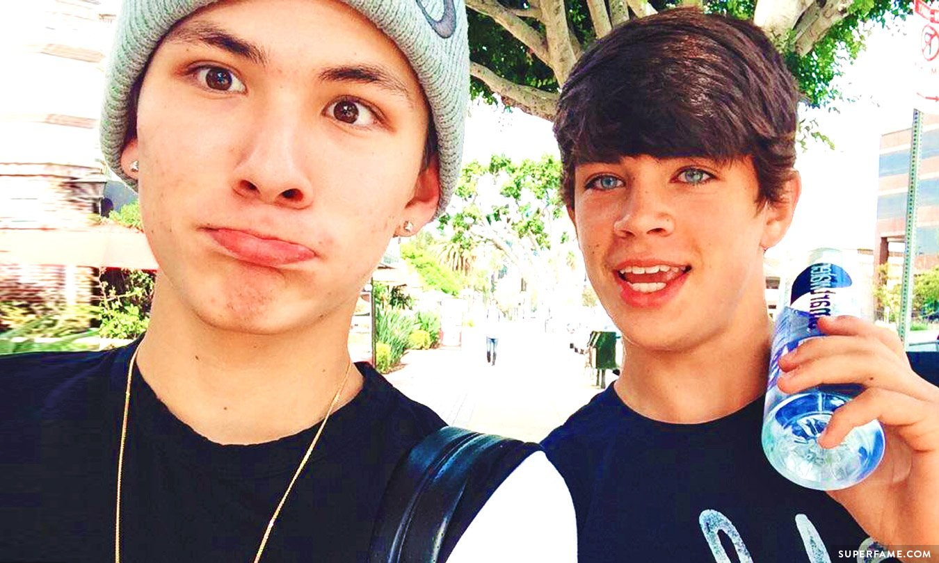 Carter and Hayes.