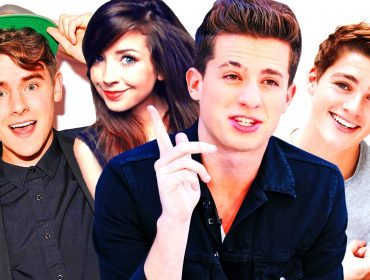 Charlie Puth on YouTube.