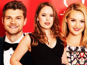 Jim, Tanya and Niomi Smart.