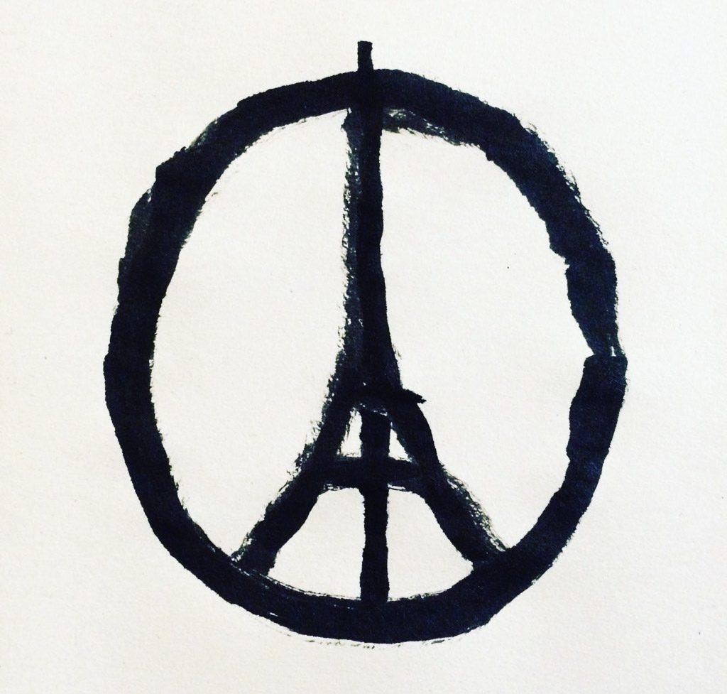 Peace in Paris.