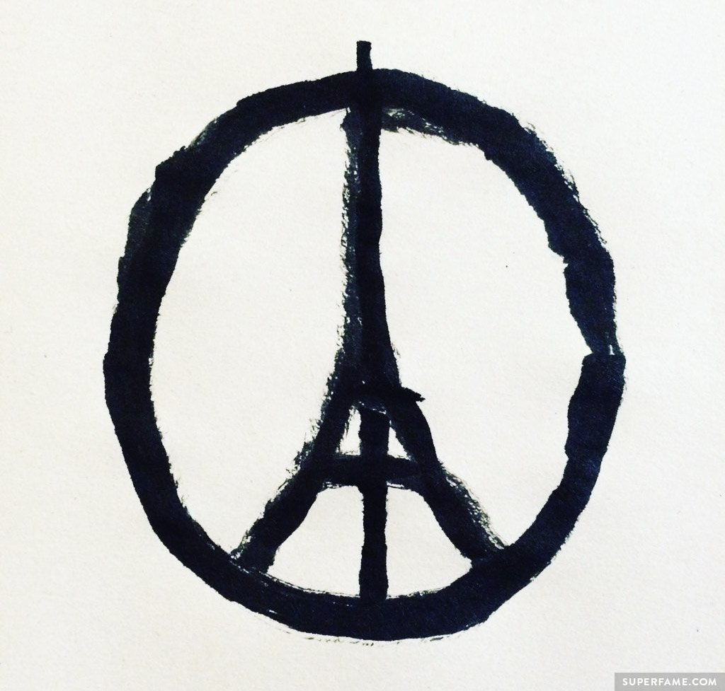 Peace in Paris.