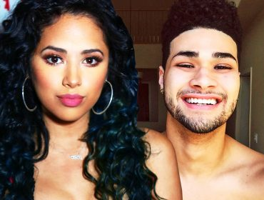 Jasmine Villegas and Ronnie Banks.