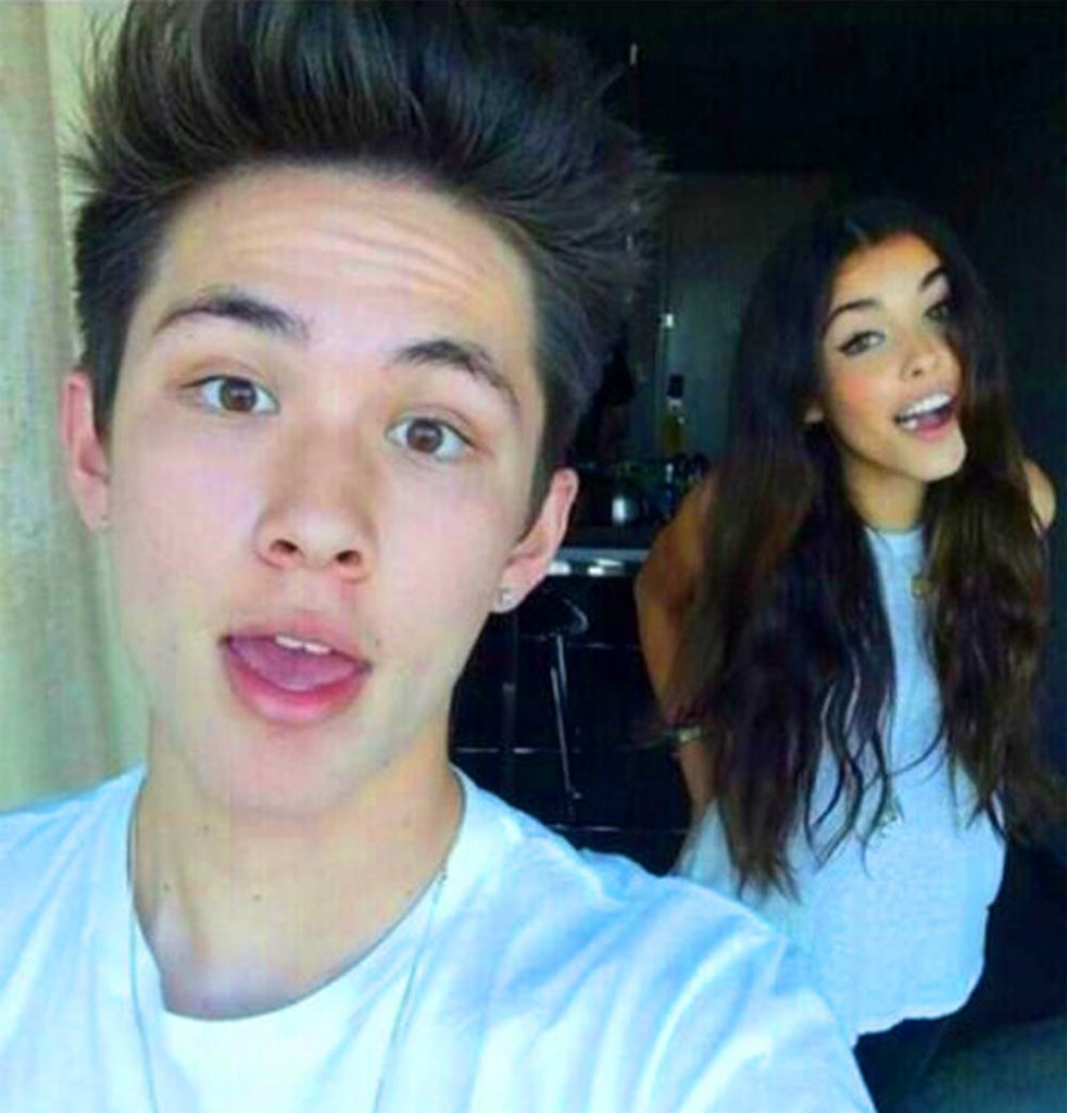 Carter Reynolds and Madison.