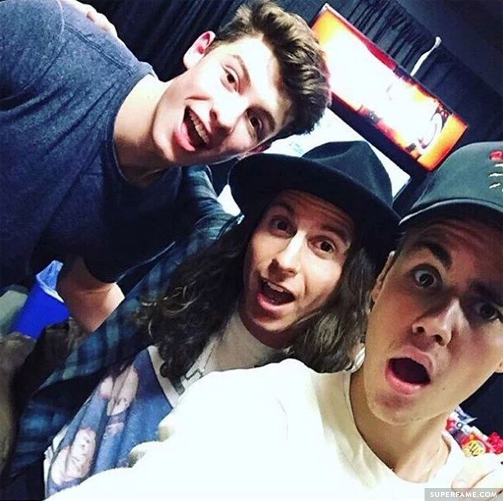 Justin and Shawn.