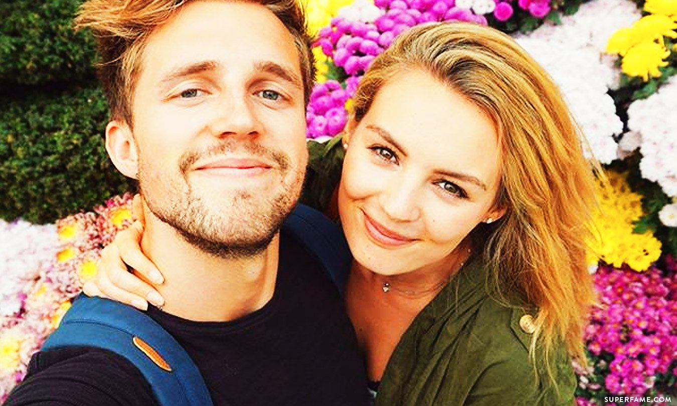 25-year-old Youtuber Marcus Butler and former girlfriend Niomi Smart