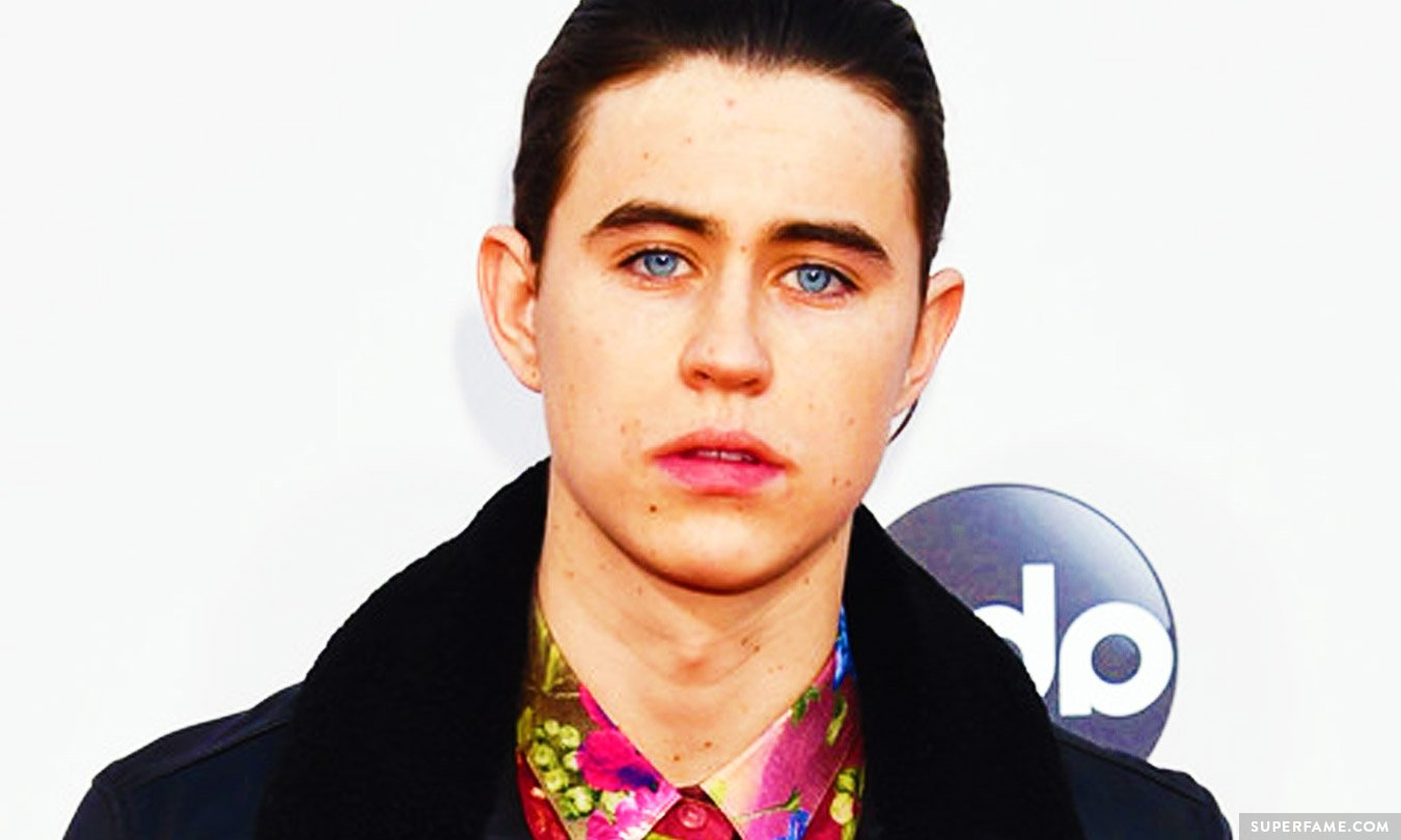 Nash Grier made another phone-related mistake. (Photo: Getty)
