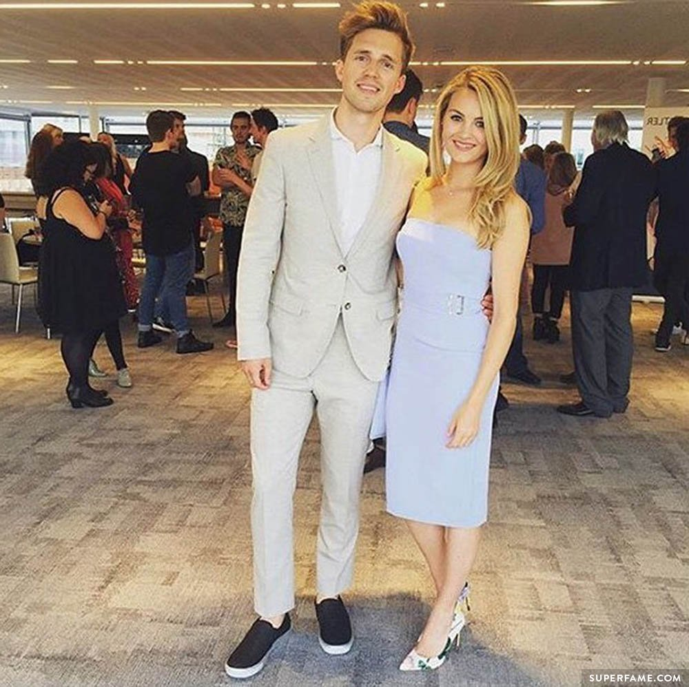 niomi smart and marcus butler relationship test