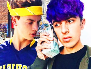 Taylor Caniff and Sam Pepper.