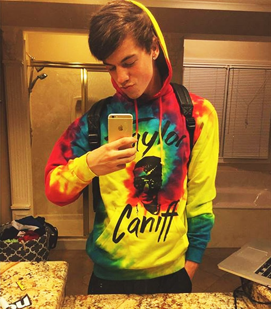 Taylor Caniff merch.