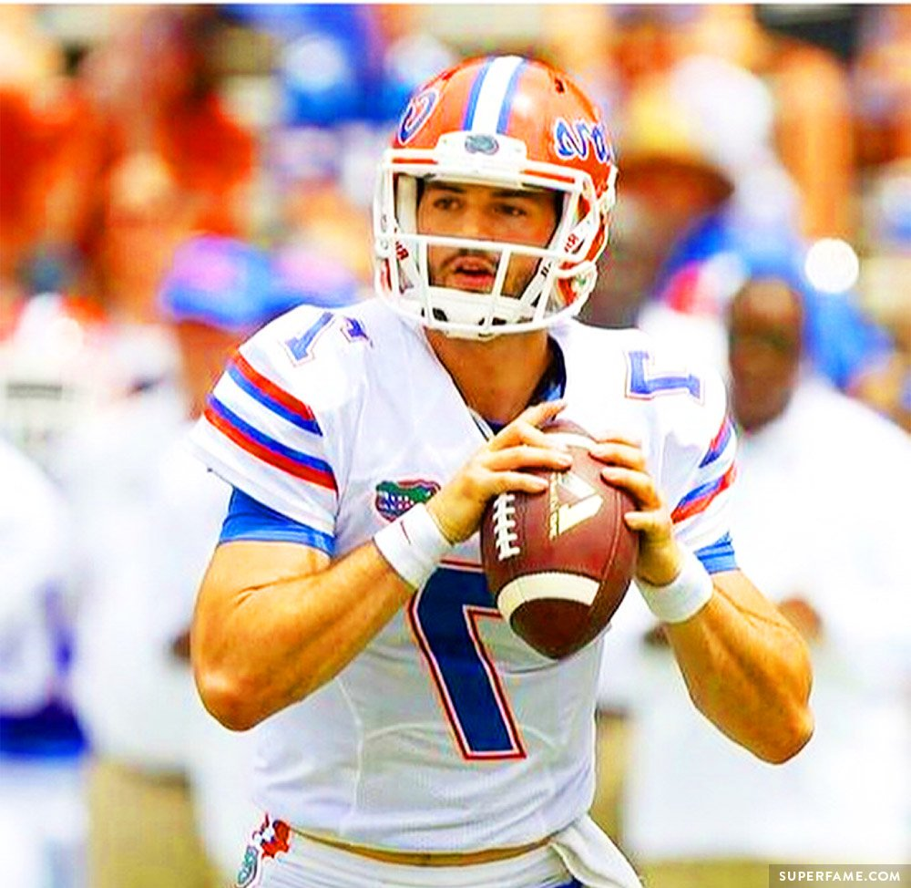 Will Grier.