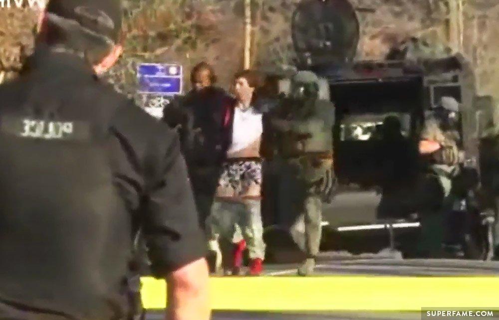 Bryan Silva's arrest.