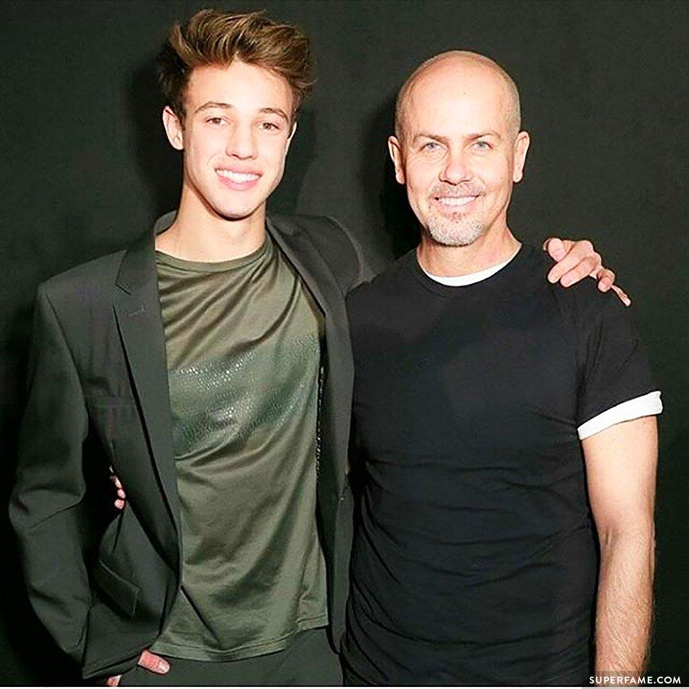 Cameron and Italo Zucchelli.