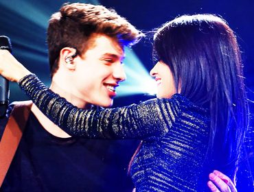 Shawn and Camila Cabello.