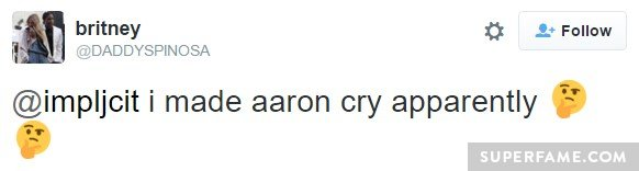 i-made-aaron-cry